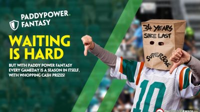 Paddy Power Launches Daily Fantasy Sports