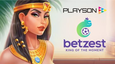 Betzest To Go Live With Full Portfolio of Playson's Casino Games