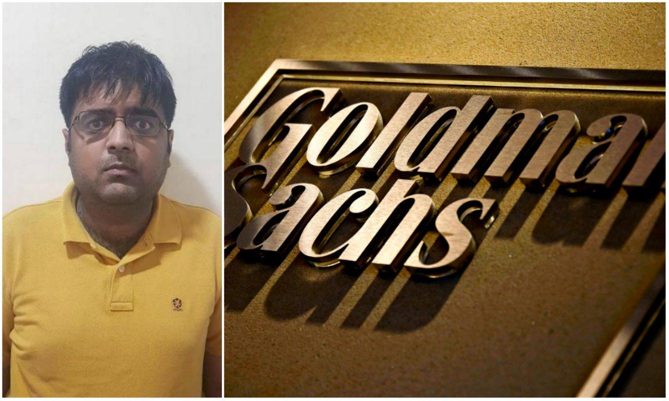 Goldman Sachs Employee Put Company's Future In Danger