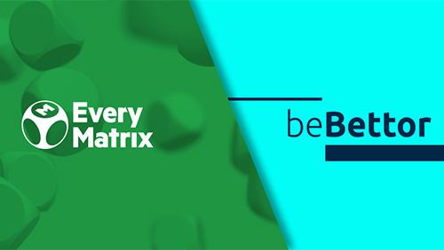 EveryMatrix Partners With BeBettor