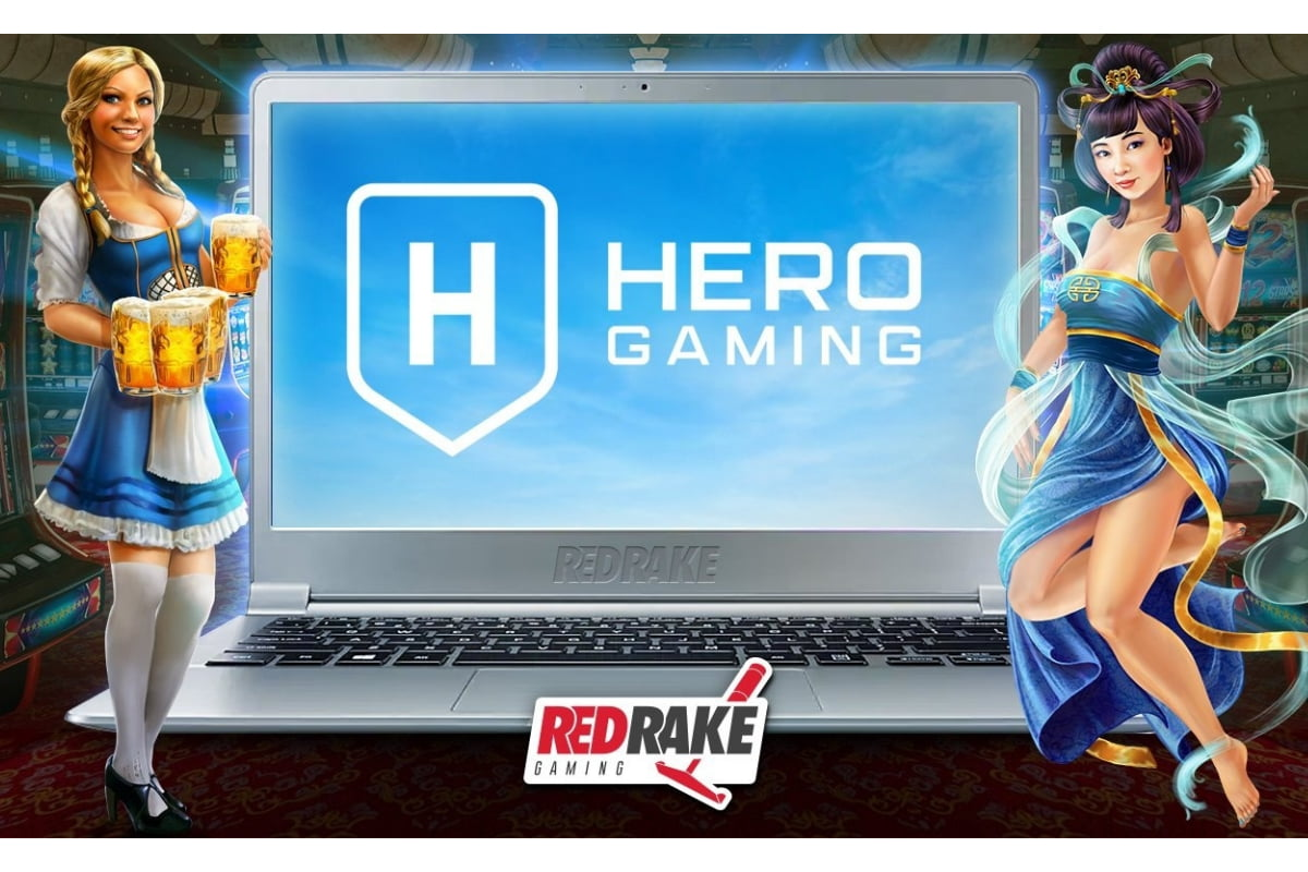 Red Rake Gaming Delighted To Partner With Hero Gaming Group