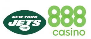 888Casino Expands New York Jets Franchise Contract