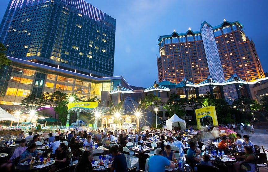 Korean Casino Kangwon Installs More Novomatic Products