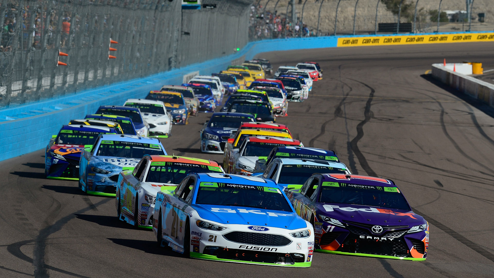 NASCAR To Brings Supporters & Interested Wagers In-race Betting