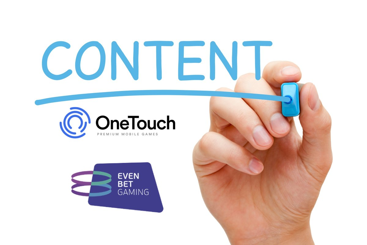 OneTouch Signs Deal With EvenBet Gaming