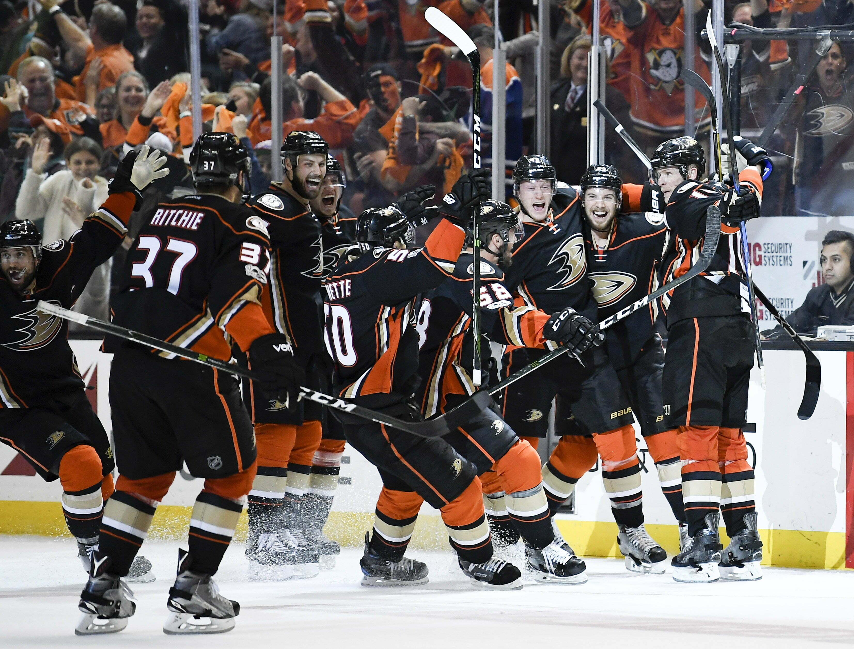 San Manuel Casino Intensifies Bond Between Anaheim Ducks