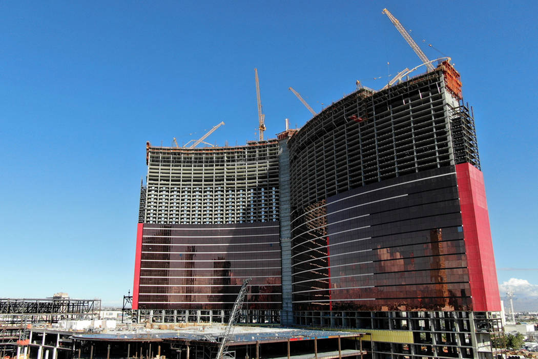 Resorts World Las Vegas On Schedule To Open End Of 2020