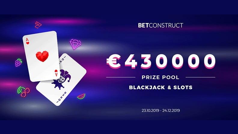 BetConstruct AnnouncesAward Tournament Of € 430,000