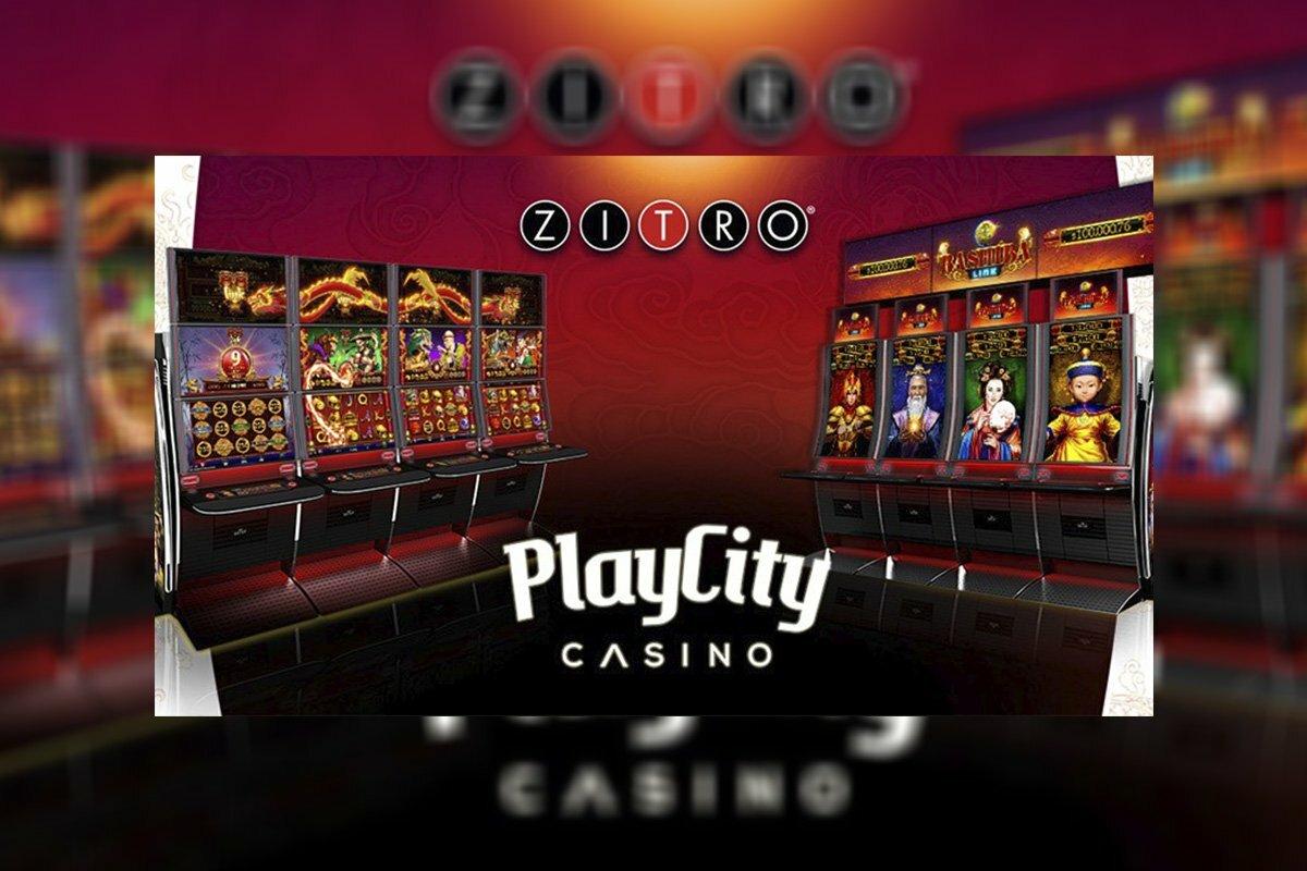 Zitro Extends Partnership Three Years With PlayCity