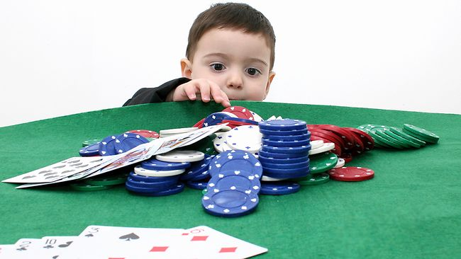 Siblings Of Gamblers Show Similar Impulsive/Risk-taking Characteristics