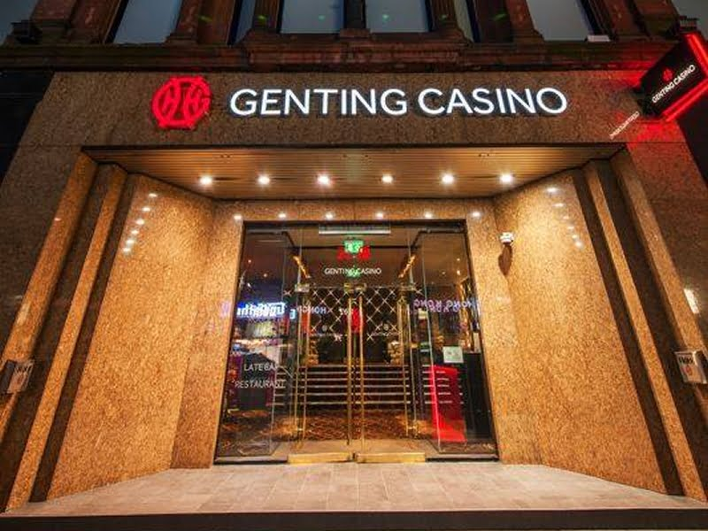 Genting Reveals £1.6m Renovation Of Glasgow Casino