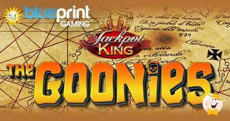 Blueprint In Collaboration With Warner Bros Adds The Goonies To Jackpot King Series