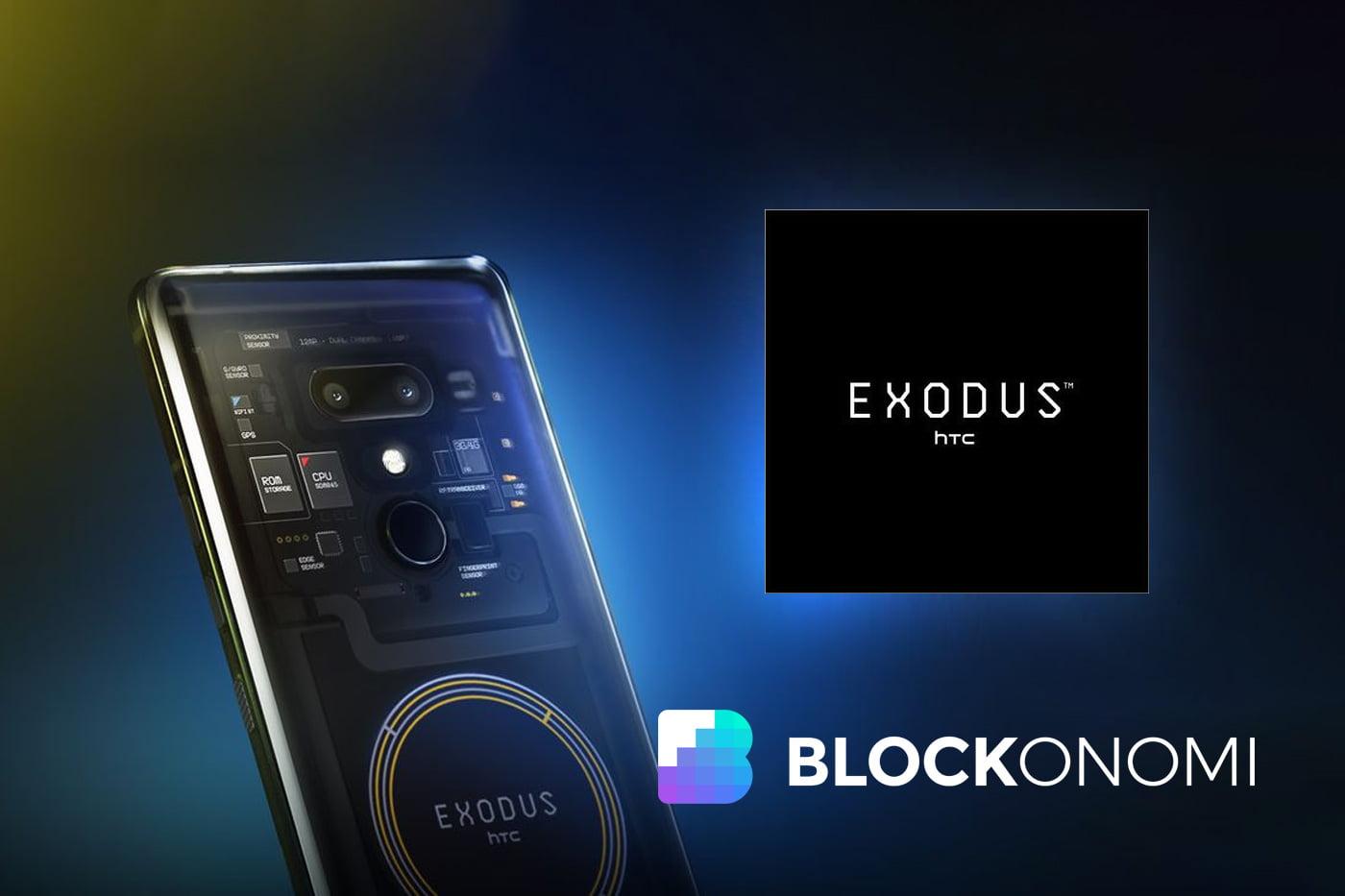 HTC Release Blockchain Phone Exodus 1s