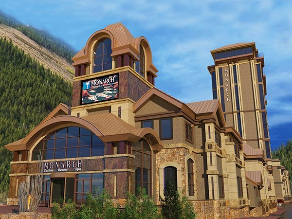 Black Hawk Nearing Completion As A ' True Destination Resort '