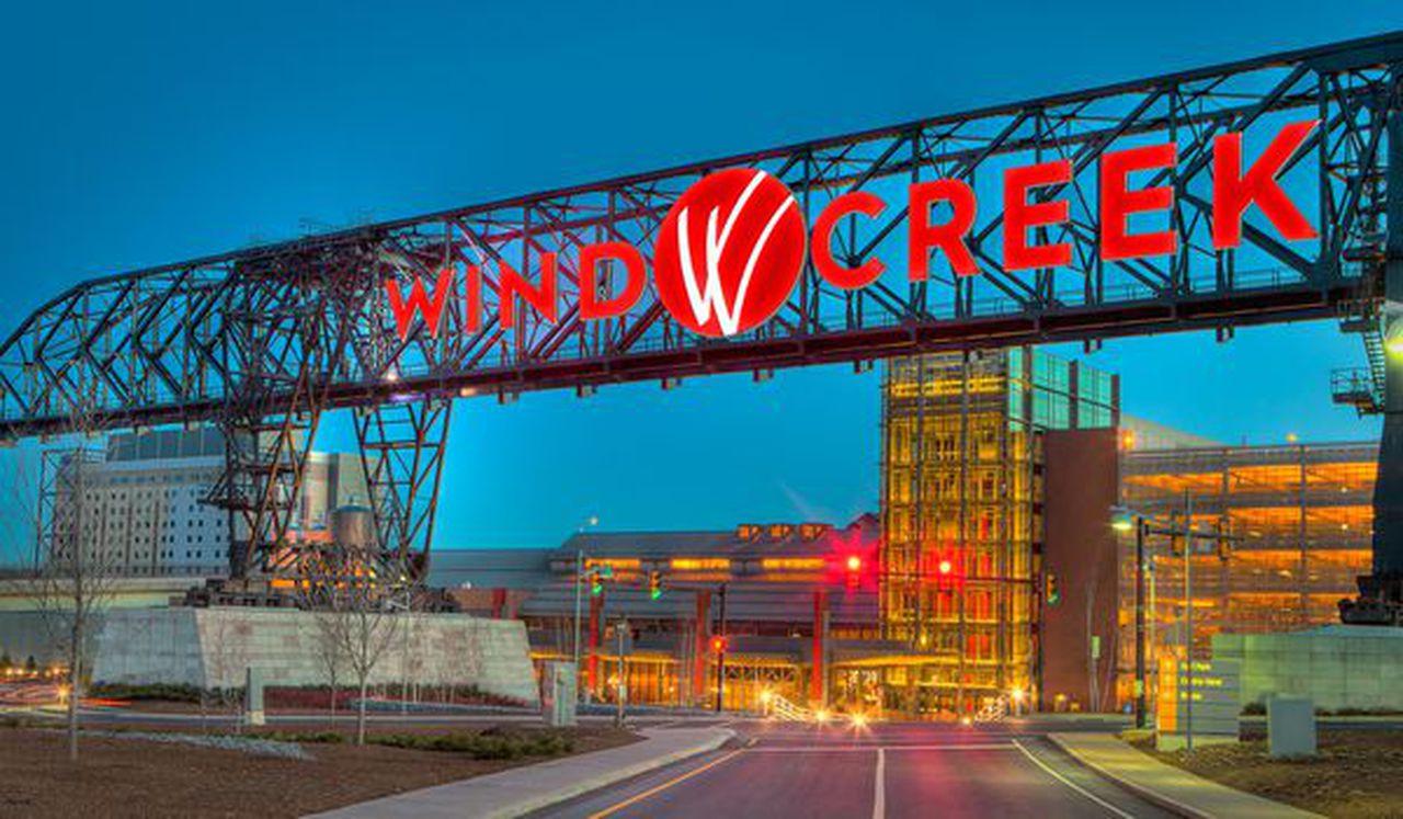 Wind Creek Bethlehem $1.3m Rebranding Complete