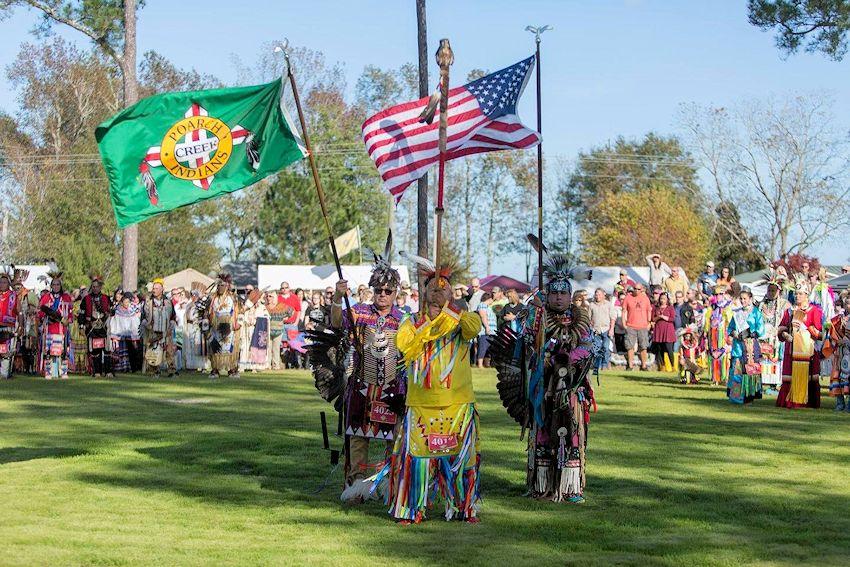 Poarch Creek Reaffirms It'sAlabama Dedication