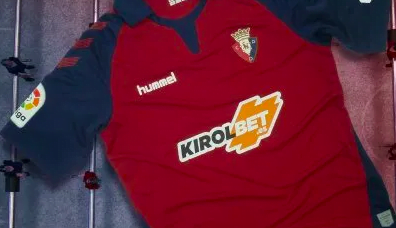 Osasuna Fans Demands Club Drops KirolBet As Sponsor