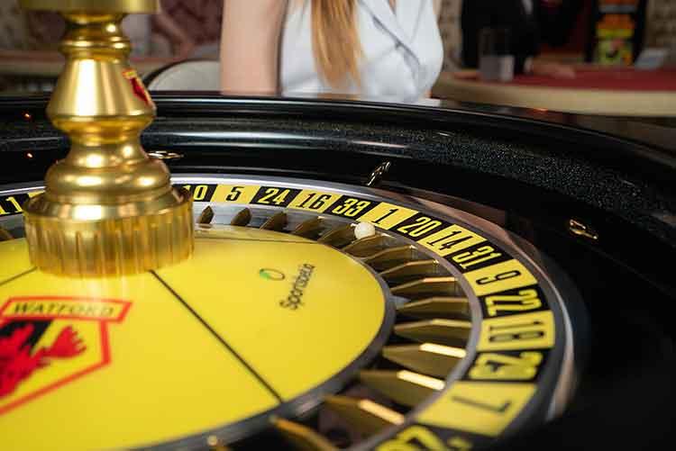 Sportsbet.io Rolls Out Watford FC Roulette Wheel