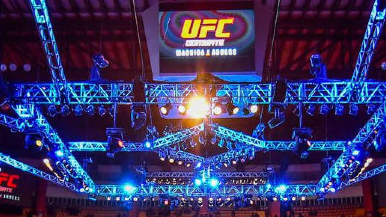IMG Arena Partners With UFC To Launch UFC Event Center