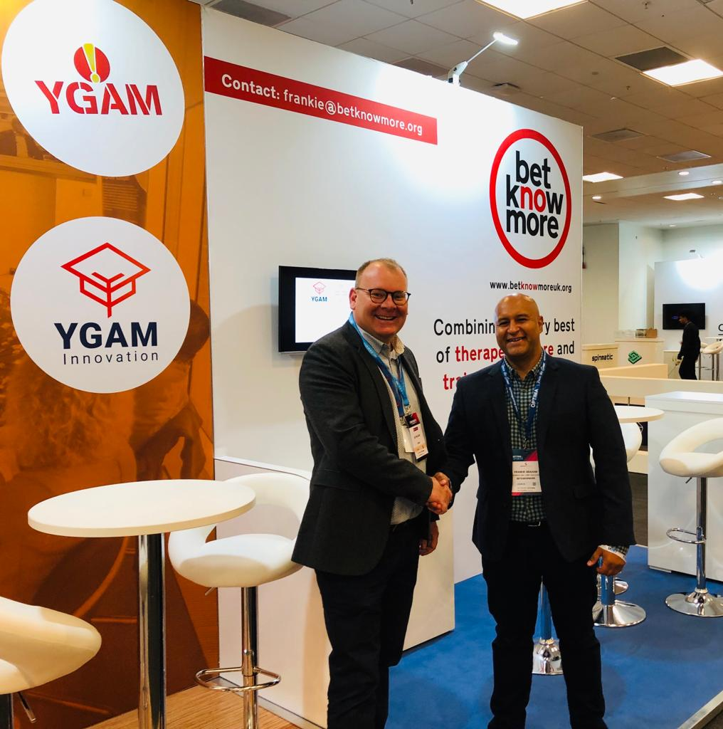 YGAM And Betknowmore UK Team Up To Deliver Safer Gambling Method