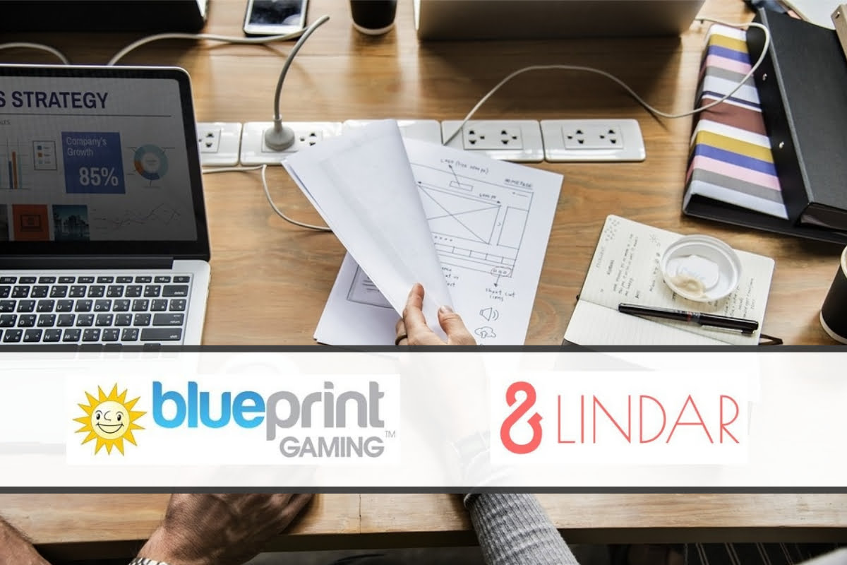 Blueprint Gaming Secures Lindar Media Distribution Deal