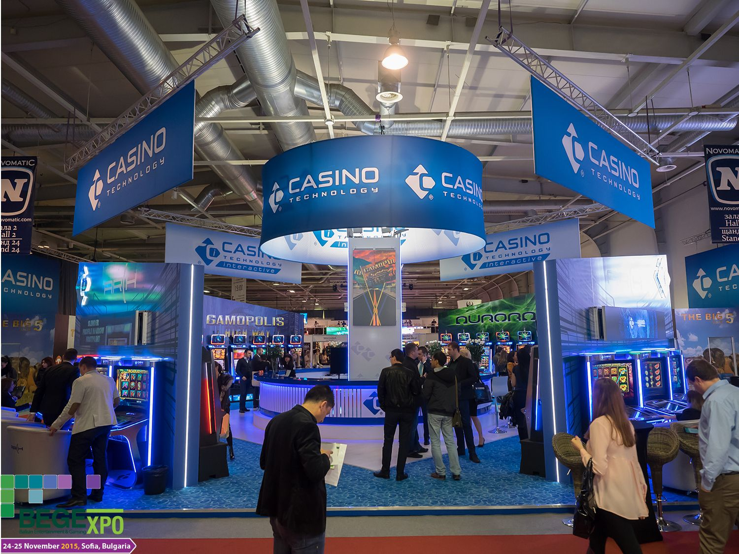 Balkan Entertainment And Gaming Expo (BEGE) To Take Place Next Month