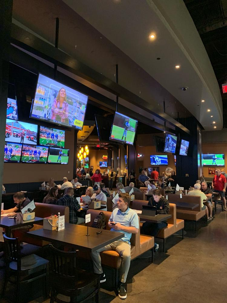 Indiana's First Month Of Legal Sports Betting Off To Flying start