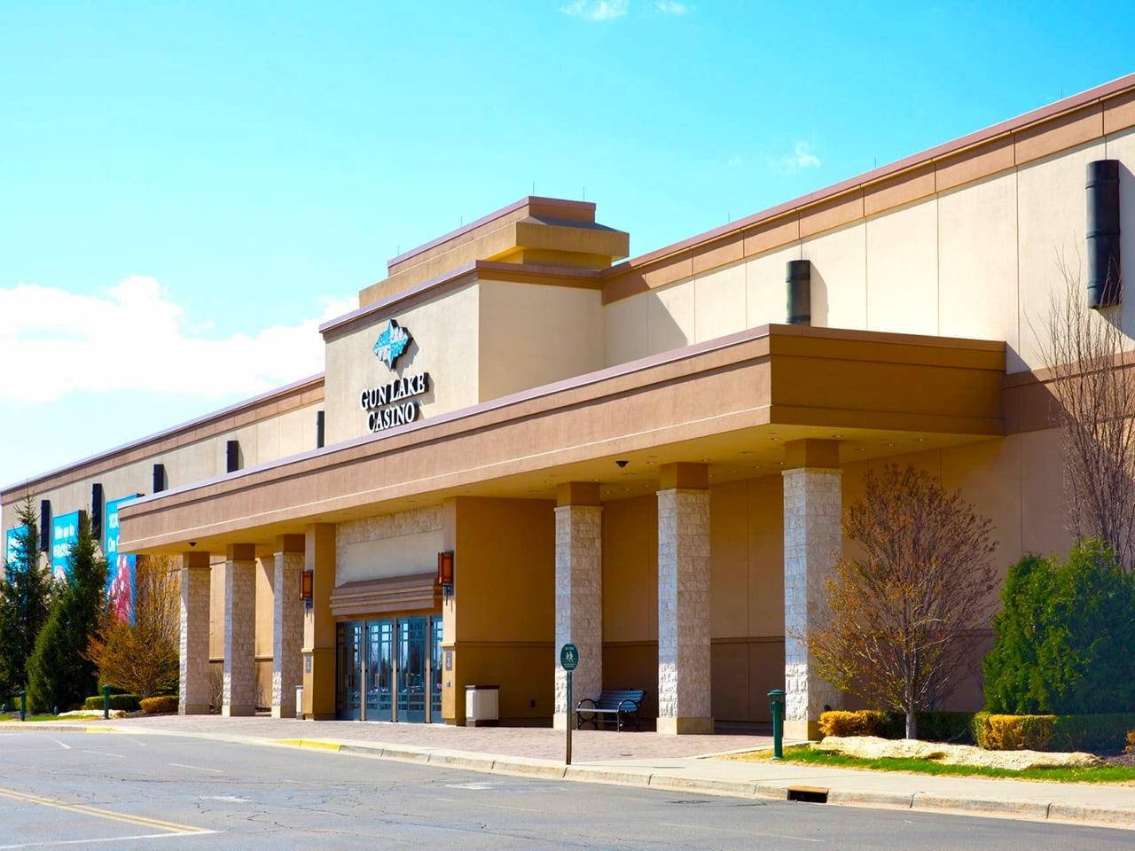 Gun Lake Casino To Receive $100m Expansion