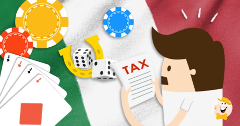 Italian Gambling Machine Operators To Bear Brunt Of New Tax