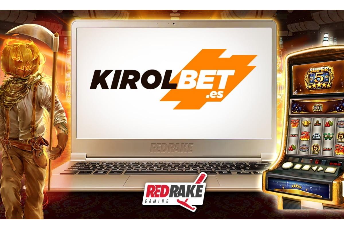 Red Rake Gaming Resumes European March With Kirol Group Partnership