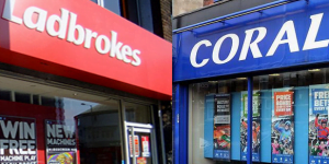 Ladbrokes-Coral Owner GVC Plans To Shut Plans To Shut Hundreds Of Shops
