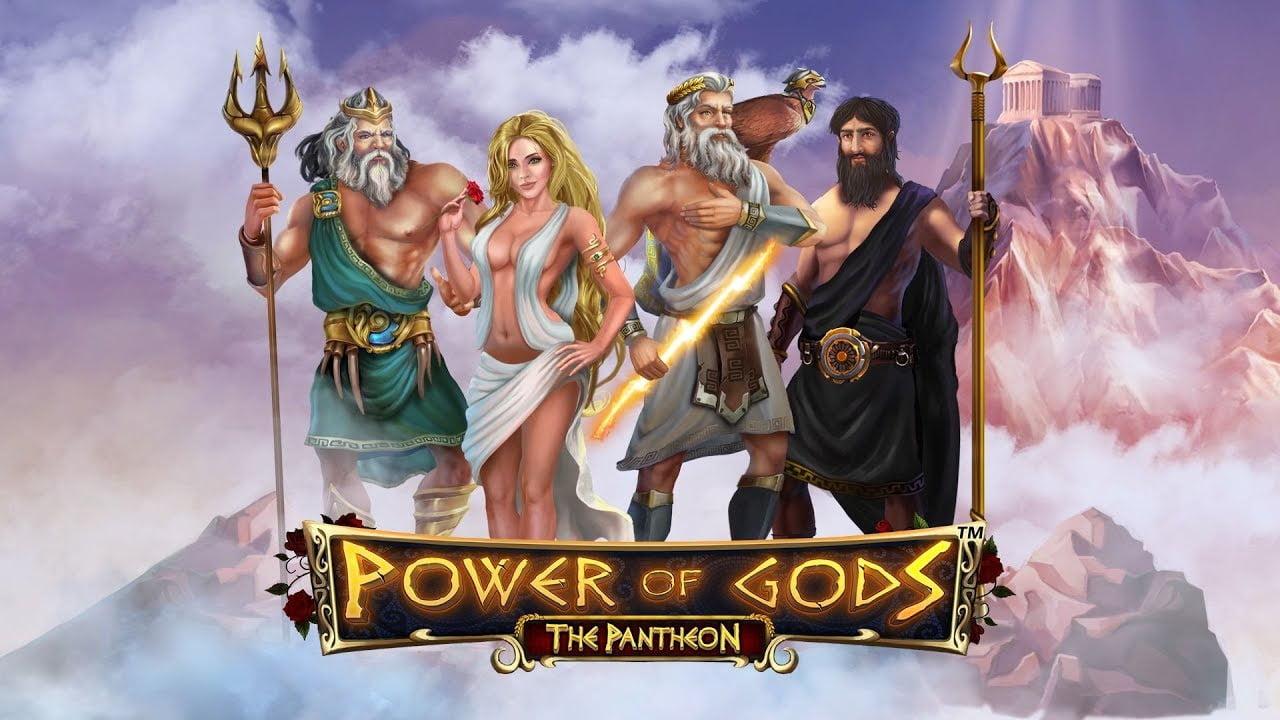Wazdan's Power of Gods: The Pantheon via LeoVegas Released