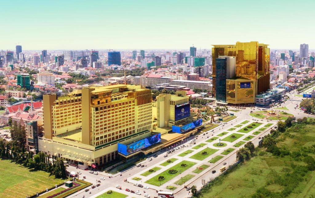 Cambodia's NagaCorp Continues To Grow Strongly
