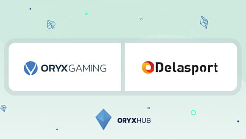 Oryx Gaming Further Expands Content With Delasport Agreement