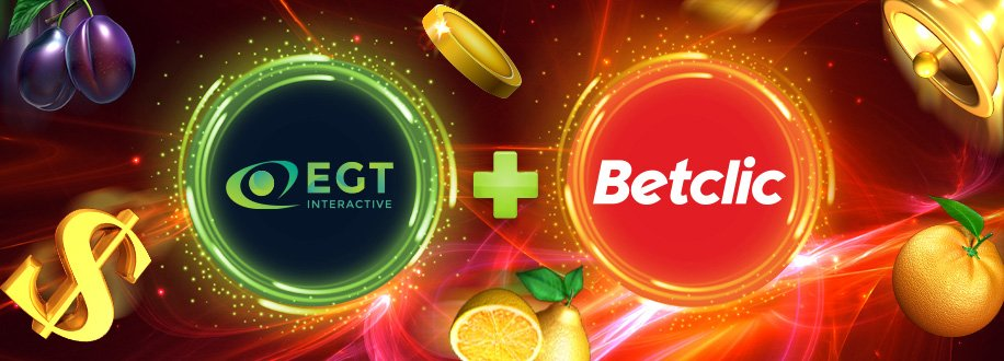 EGT Interactive Further Expands Across Europe With Betclic Agreement