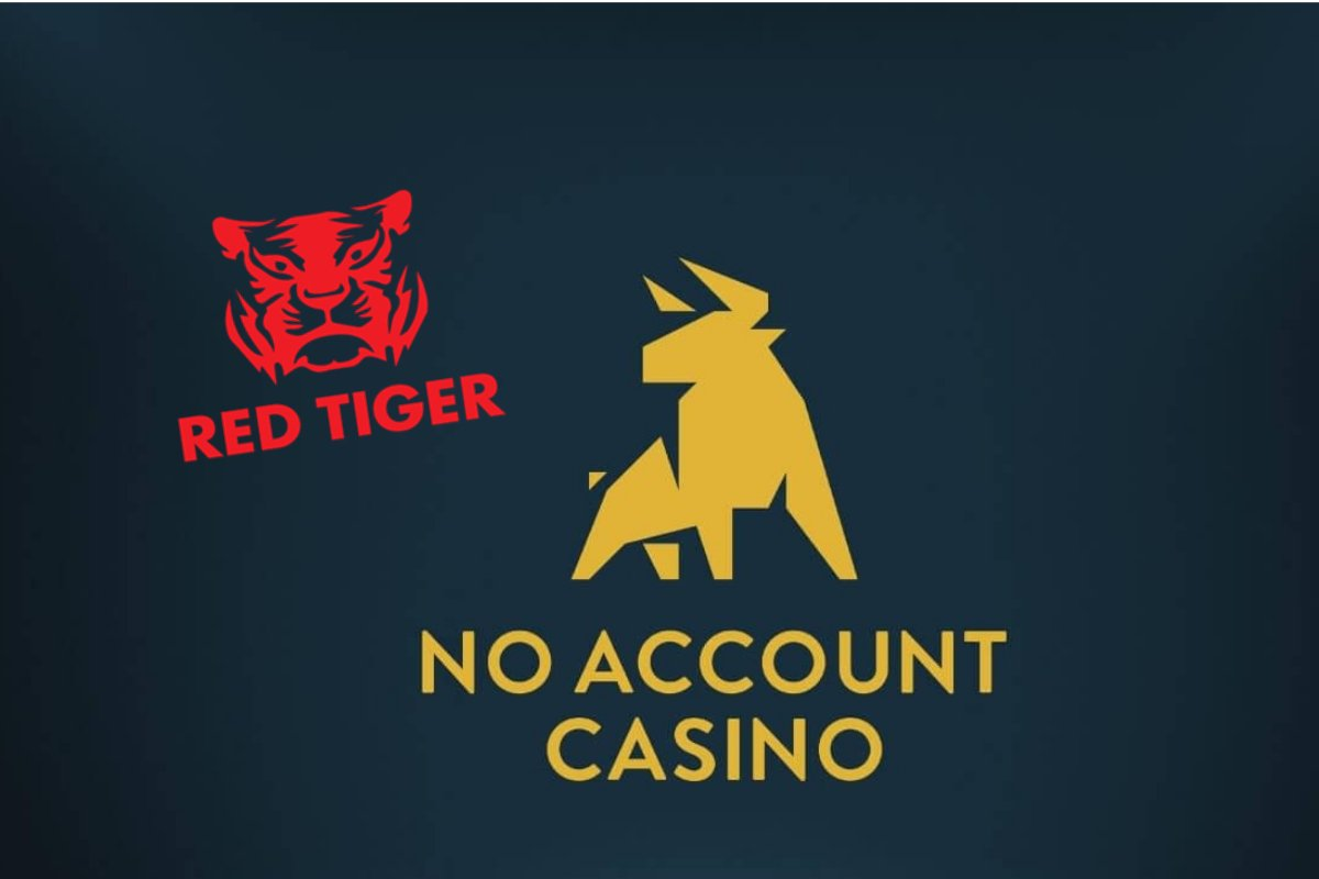 Red Tiger Adds Another Partner To It's Roster – No Account Casino