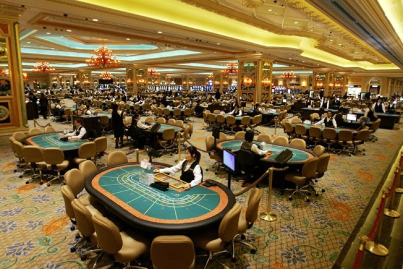 Macau Gamblers Fall To Record Low According To Report