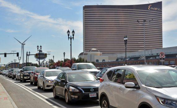 Encore Boston Harbor Addresses Parking Issue