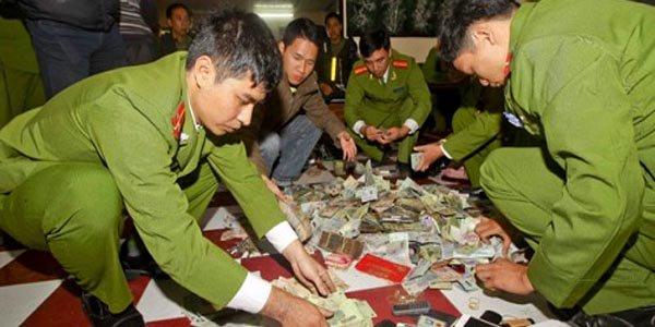 Vietnam's War On Illegal Gambling Begins New Chapter