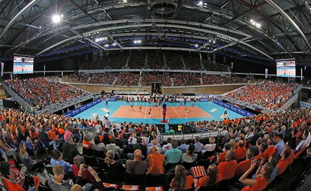Sportradar To Sell Rights To CEV Tokyo Volleyball European Qualification 2020