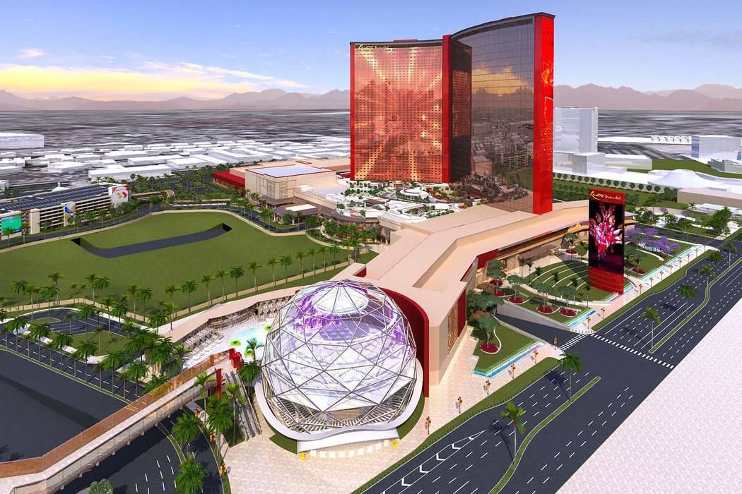 Resorts World Las Vegas Has Eye On A-Listers