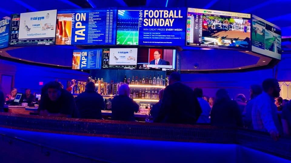 Saratoga Casino Opens New Sports And Horse Wagering Bar