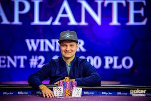 Poker Masters Event #2 Title Goes To Ryan Laplante