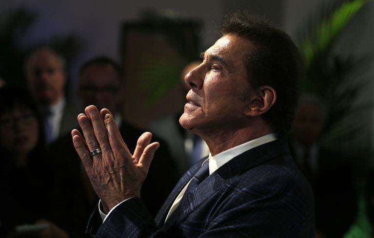 Nevada Regulators Don't Agree To Immunity Claims Of Steve Wynn