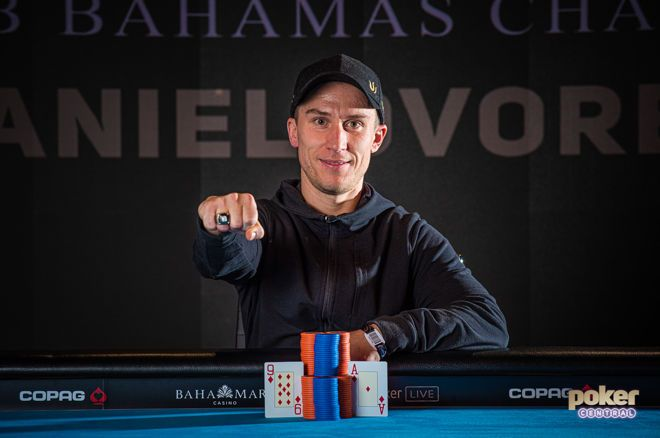 Daniel Dvoress Takes Bahamas Super High Bowl Top Prize