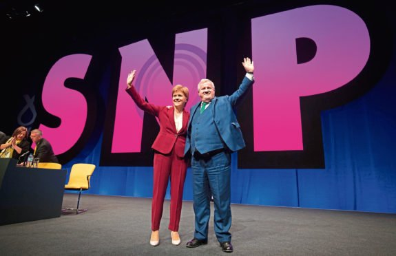 SNP Manifesto Calls For Gambler Protection