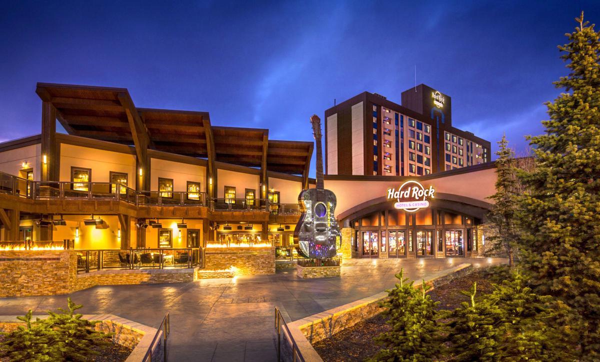 Hard Rock Chosen To Operate Proposed Virginia Casino