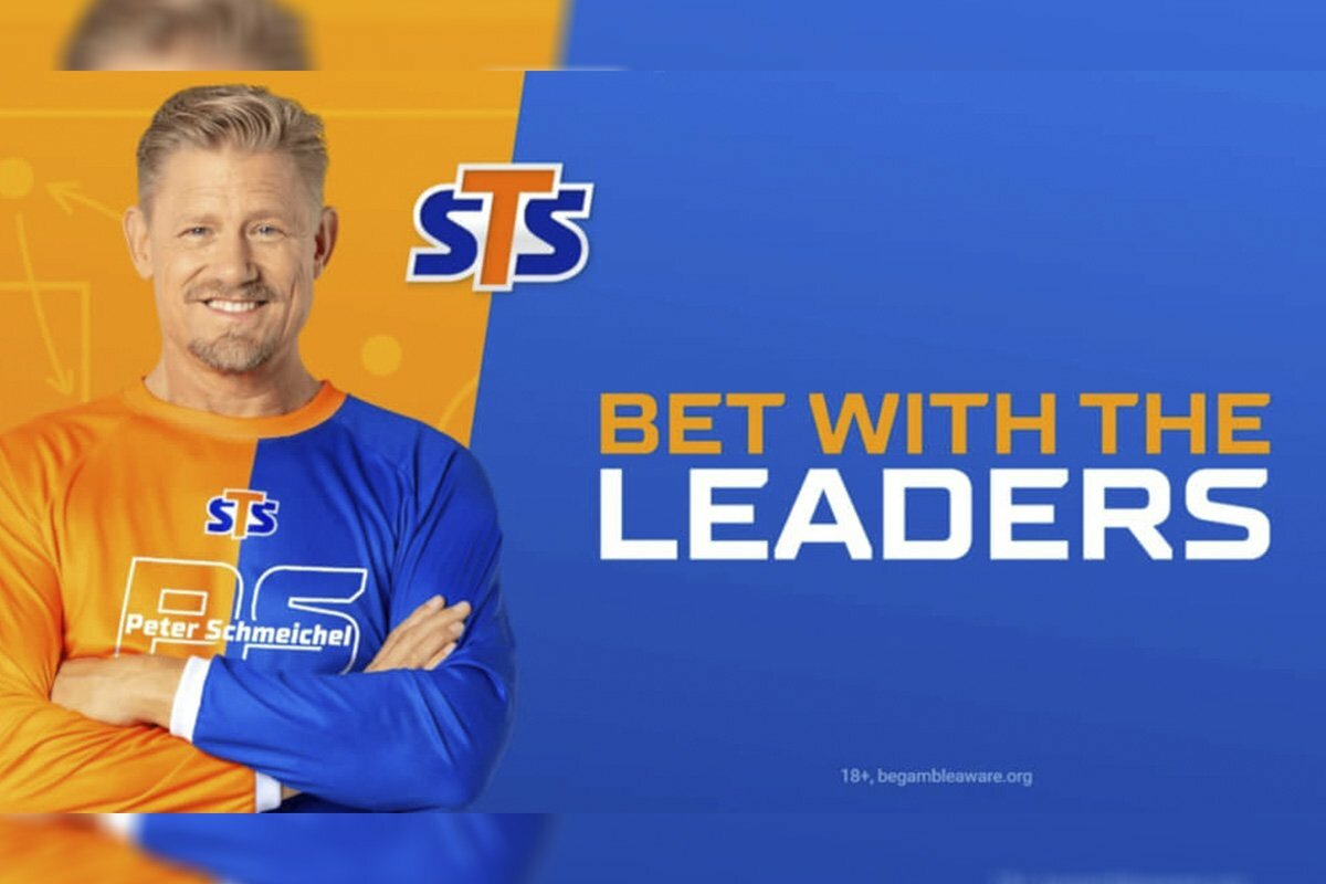 "Peter Schmeichel Appointed Global Ambassador of STS's ""Bet with the leaders"" Campaign"