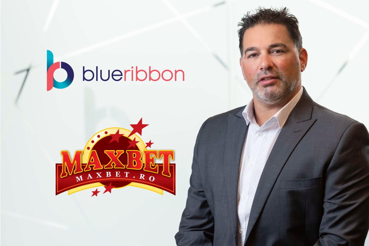 BlueRibbon Extends To Romania Through MaxBet