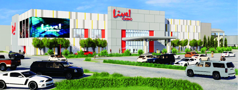 The Cordish Company One Step Closer InMiniCasinoAt Moreland Mall in PA